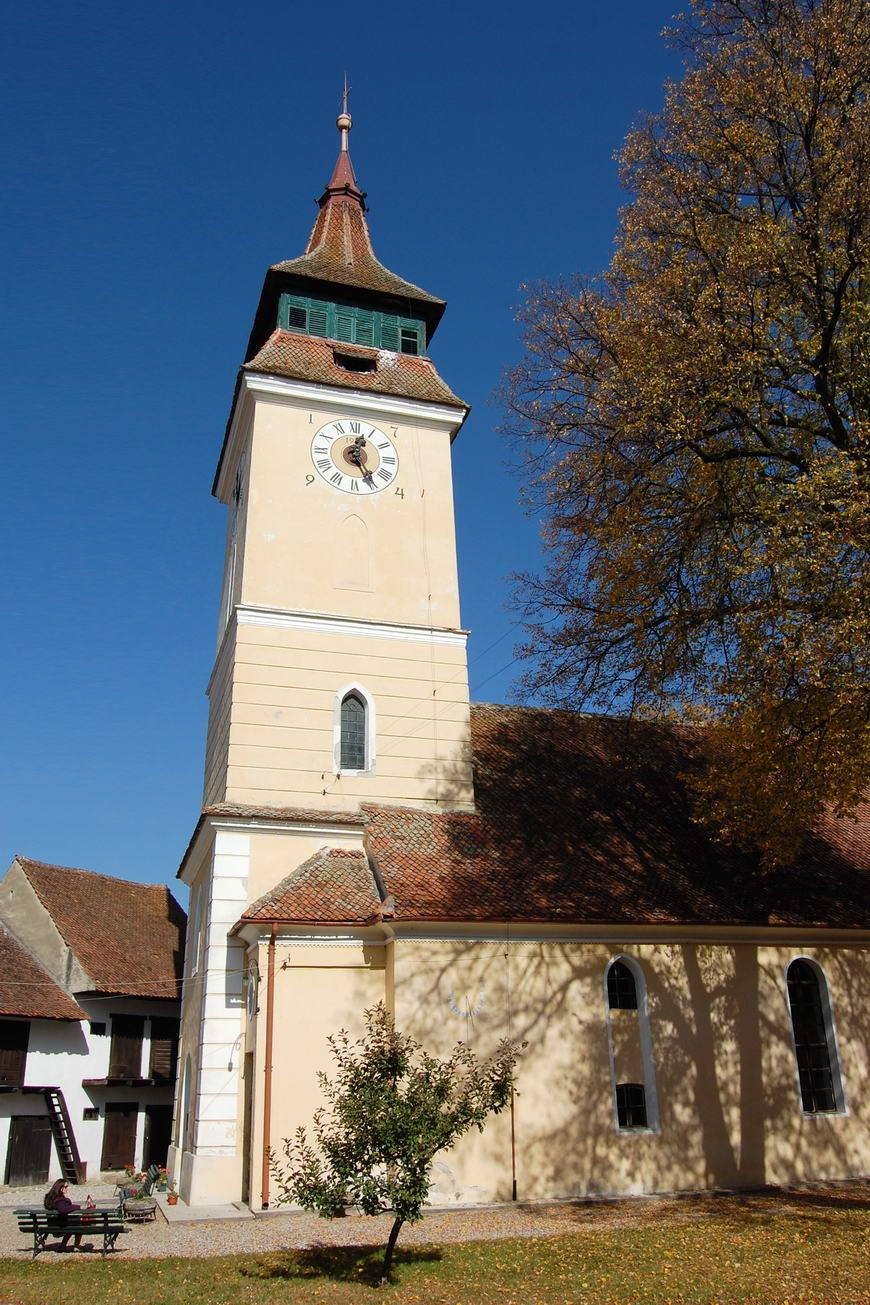 Vulcan / Wolkendorf – Stiftung Kirchenburgen