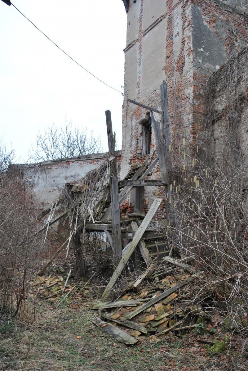 Glockenturm (vorher)